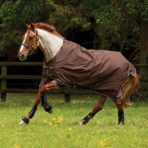 Horseware Amigo Bravo Turnout Sheet 72 Brown by Horseware