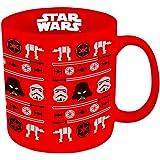 Vandor Star Wars Ugly Sweater Holiday 20 Oz. Ceramic Mug (99662)