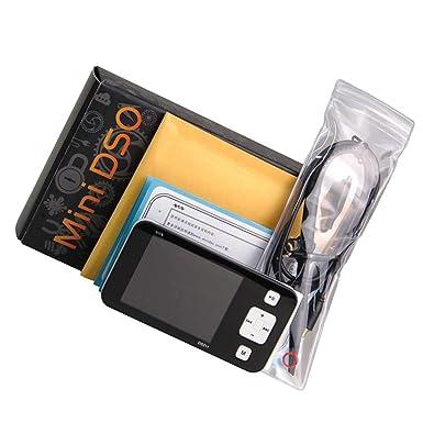 gazechimp Mini DS0211 Professional Digital Oscilloscope 2-Channel 8MB Memory