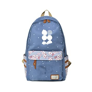 Amazon.com | Backpackrugtas mochila escolar Bangtan Boy Wings travel Shoulder Bag, A6332-L | Casual Daypacks