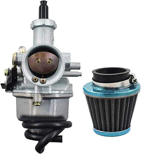 Carburetor /& Air Filter For Honda ATC185 ATC185S ATC200 ATC200S ATC200X TRX250
