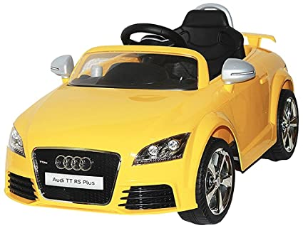 Buy Baybee Licensed Audi TT RS Plus Battery Operated Sports Car - Price of audi sports car