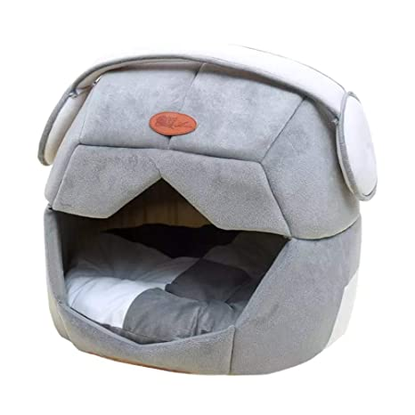 Blue#sky-Perrera Cálido Pet Nest Creative Space Cap Camas para ...