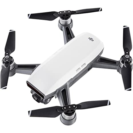 DJI Spark Fly More Combo - Dron cuadricoptero, Full HD, 12 mpx, 50 ...