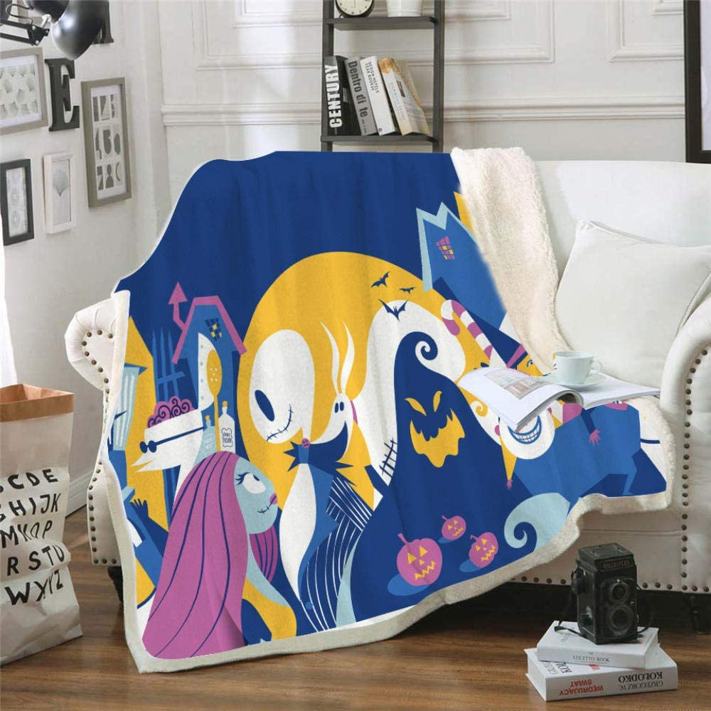 LIFUQING Bed with Super Soft Thickened 3D Sunflower Blanket Beachto Towel Child Adult Blanket Throw Sheets Travel Sheets-120x150cm