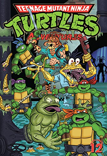 Amazon.com: Teenage Mutant Ninja Turtles Adventures Vol. 12 ...