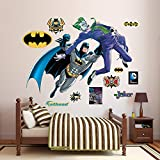 Fathead Batman and The Joker Battle Vinyl Decals