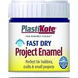 Plastikote B24W 59 ml Enamel Paint Bottle - Metallic Blue