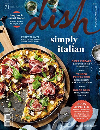 Dish Recipe Cookbook: Simply Italian by Vesco Inc