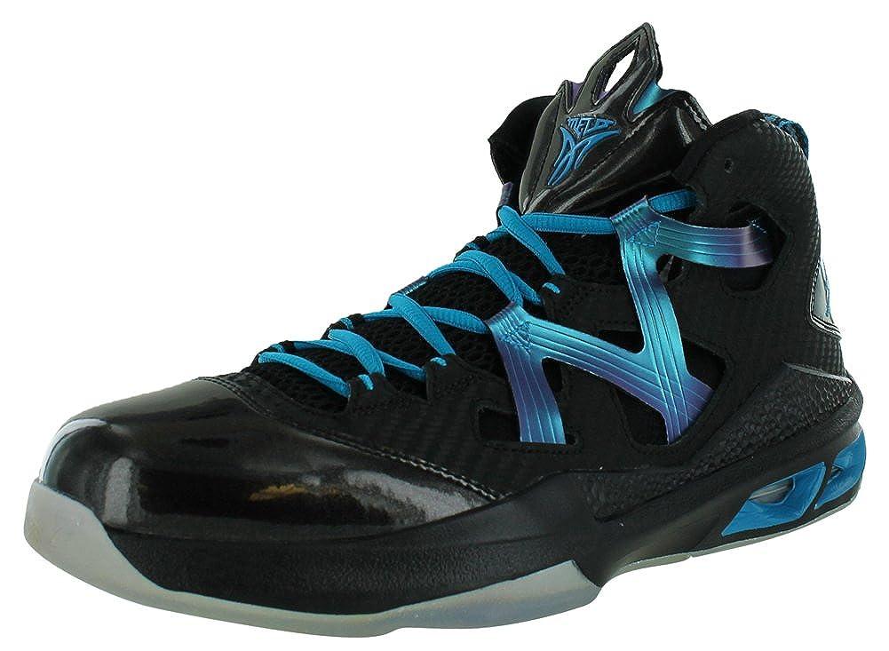 designer fashion 72a48 56786 Amazon.com   Jordan Air Nike Melo M9 Men s Basketball Sneakers 551879 Black  Sz 11.5   Basketball