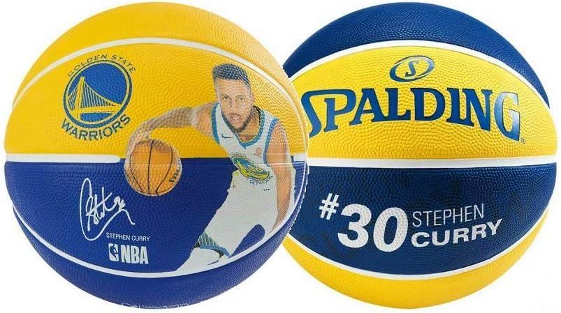 Spalding NBA Player - Balón de Baloncesto, Color Stephen Curry ...