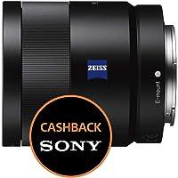 Sony SEL55F18Z Obiettivo con focale fissa FE 55 mm F1.8 ZA, Nero