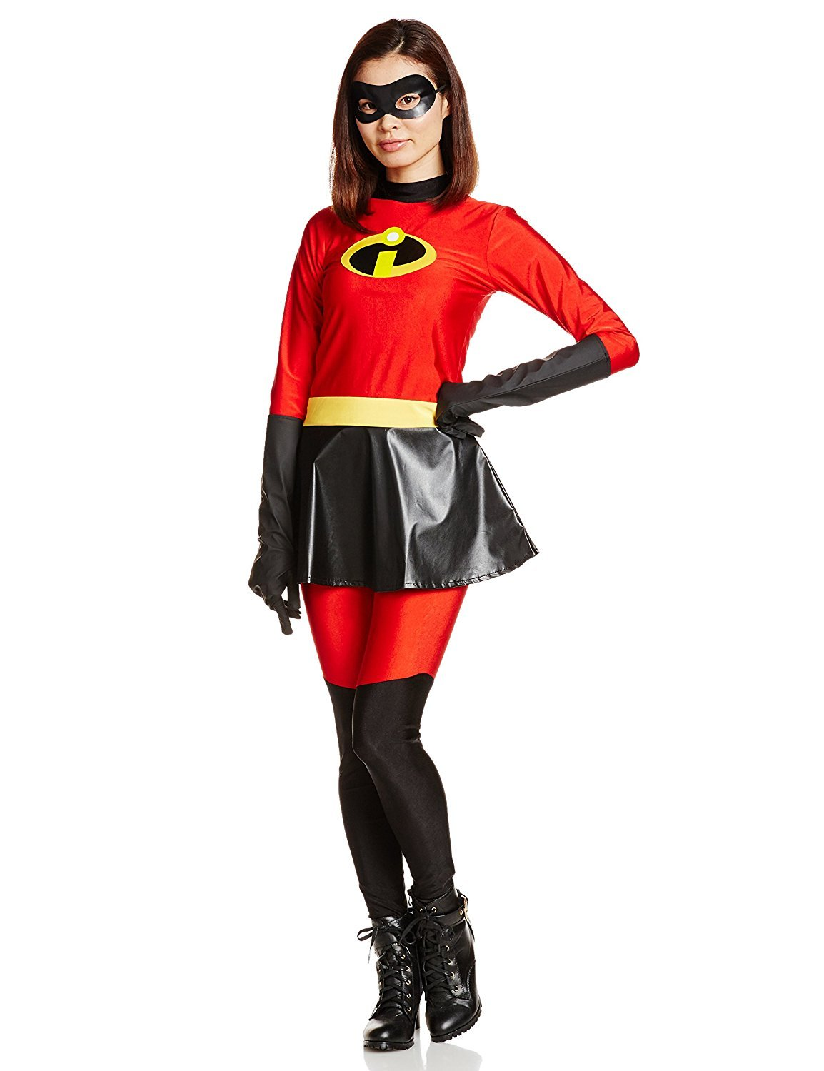 - 61Lk0bCotzL - Disney Mrs. Incredible Costume – Teen/Women STD Size