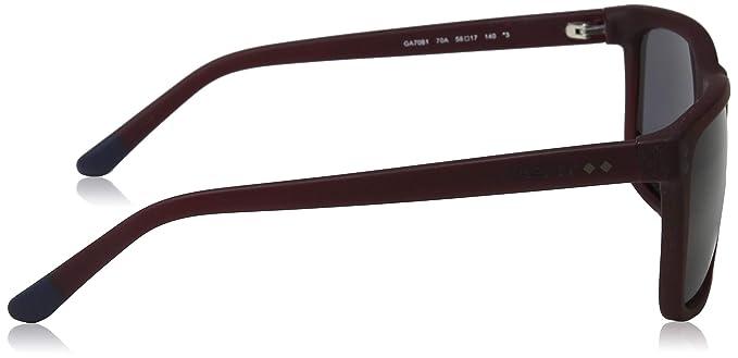 Lunettes Sonnenbrille HommeRouge De 58Montures Gant Ga7081 70a rxEWQBoCed