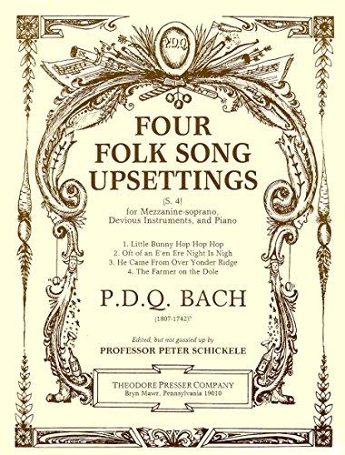 Bach Soprano Sheet Music - 4