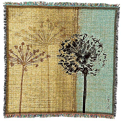 (In the Breeze Lap Square - 54 x 54 Blanket/Throw)