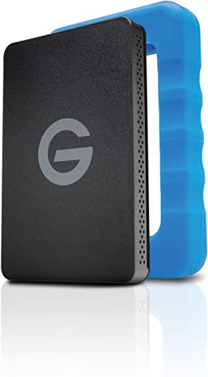 G-Technology G-DRIVE ev RaW - Disco duro resistente y ligero (USB ...