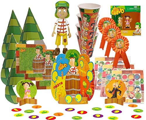 El Chavo Party Decoration Kit