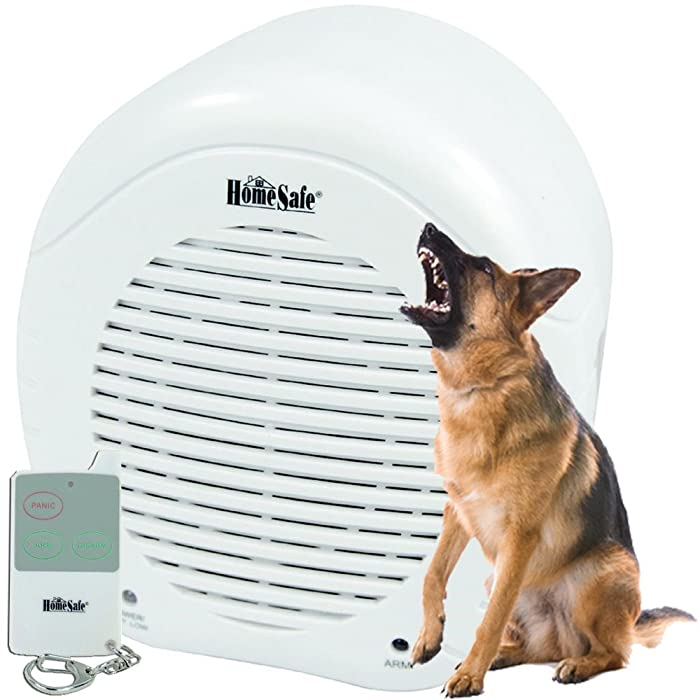 1. Electronic Barking Secure Watch Dog