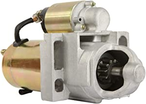 DB Electrical New SDR0086 Starter for Chevrolet Astro, Blazer, Express Vans, S10, Silverado GMC Jimmy, Safari, Savana, Sierra, Sonoma 4.3L 99 00 01 02 03 04 12563176 12563719 12563828 12564107