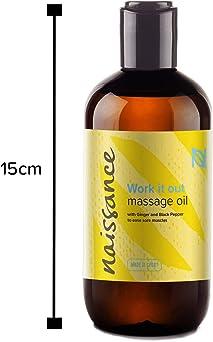 Selección de los mejores aceites de masaje, los más baratos