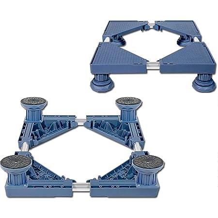 Mfnyp Base de Pedestal para Lavadora, Resistente al Agua, con ...