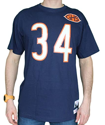 f8dfc3851 Image Unavailable. Image not available for. Color  Mitchell   Ness Walter  Payton Chicago Bears ...