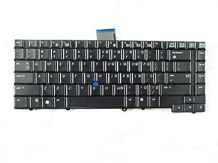 Nuevo teclado para ordenador portátil para HP EliteBook 6930p P/N: 483010 – 001