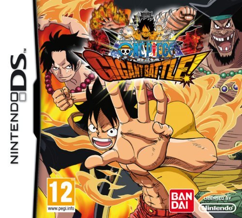 One Piece Gigant Battle (Nintendo DS) by Namco