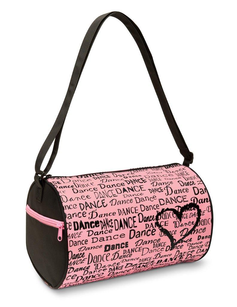 DansBagz by Danshuz Dance is in My Heart Duffel Bag