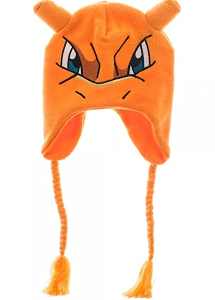 Image Unavailable. Image not available for. Color  bioWorld Pokemon  Charizard Laplander Fleece Cap ... cbf6feacf561