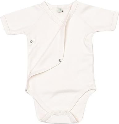 Babybugz - Body estilo kimono de algodón orgánico unisex para bebé: Amazon.es: Ropa y accesorios