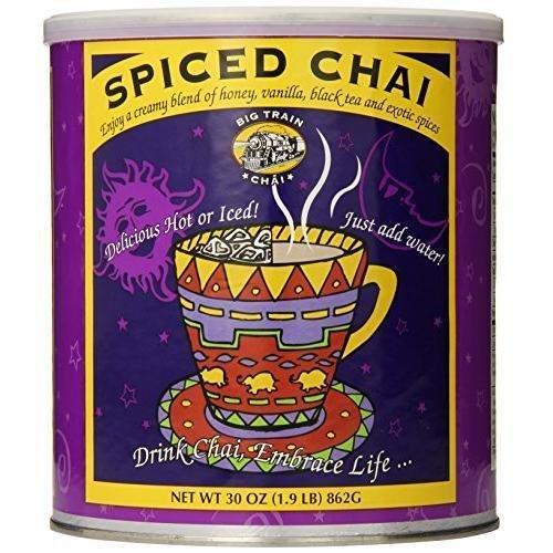 Big Train Spiced Chai 1.9 Pound New