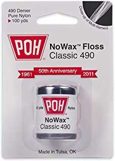 product image for Poh Dental Floss Unwaxed 100 Yd (12x100yd)