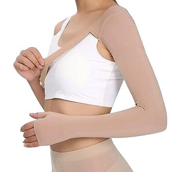 0c834606d404d Amazon.com  Tinsay Post Mastectomy Compression Sleeve