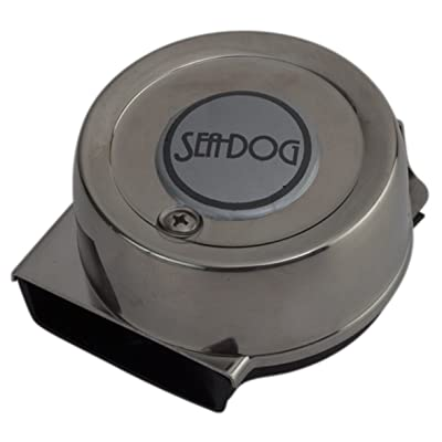 Sea Dog 431110-1 Single Mini Compact Horn: Automotive