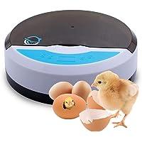 YYDS Huevos Incubadora Automática Incubadora de Huevos de Pato Automático, de un solo botón, para Criador de Huevos de…