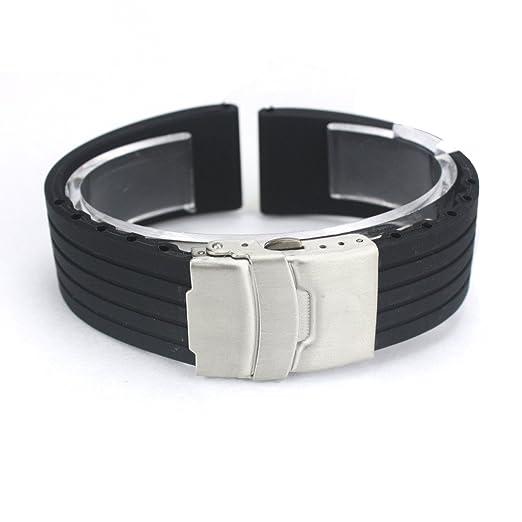 105 opinioni per Japace® Sport Cinturino da Polso Impermeabile Bracciale Cinghia in Silicone