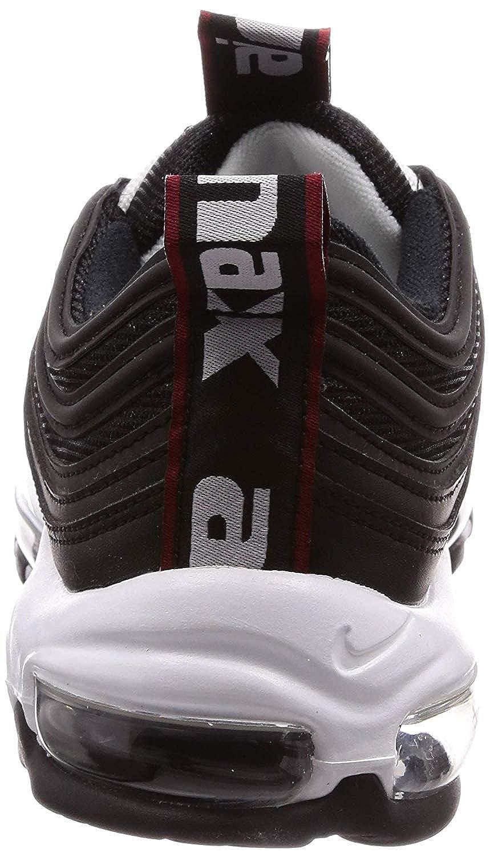 Black White varsity Red Nike Sneakers for Men AIR MAX MAX