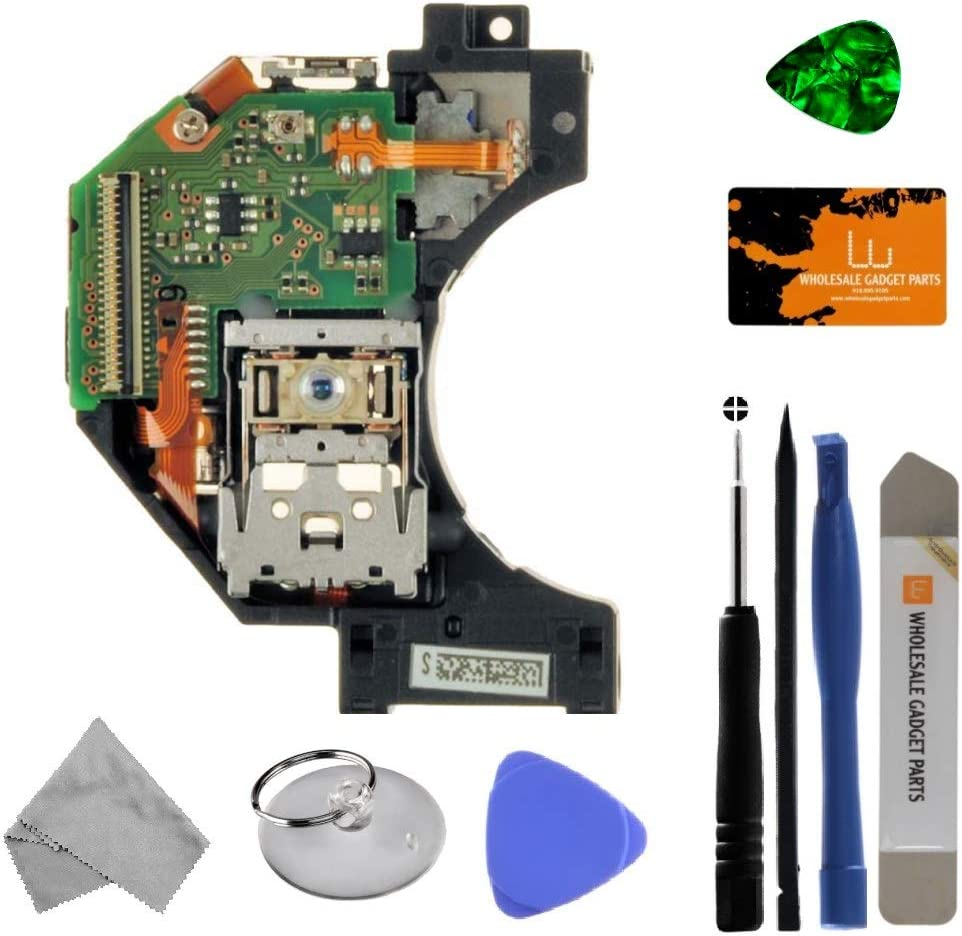 Laser Lens for Microsoft Xbox One with Tool Kit