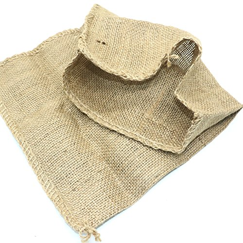 35x50 cm Sandbags Natural Burlap Potato Sacks Race Bags