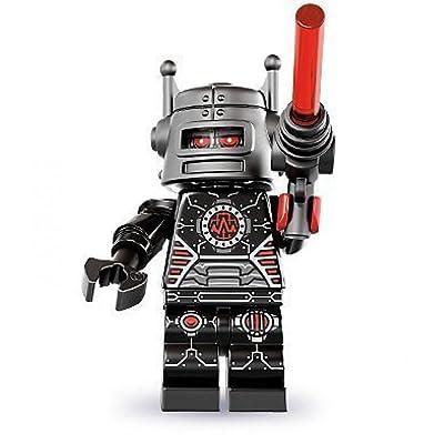 LEGO Minifigures Series 8 - Evil Robot: Toys & Games