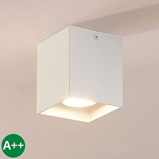 Lámpara de techo Carson (Moderno) en Blanco hecho de ...