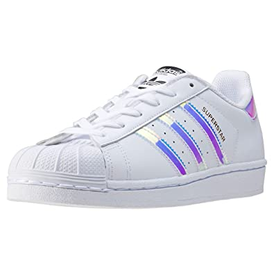 adidas superstar noir irisé