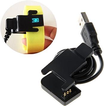 Cargador de carga con cable USB portátil para TW64/TW07 Smartwatch ...