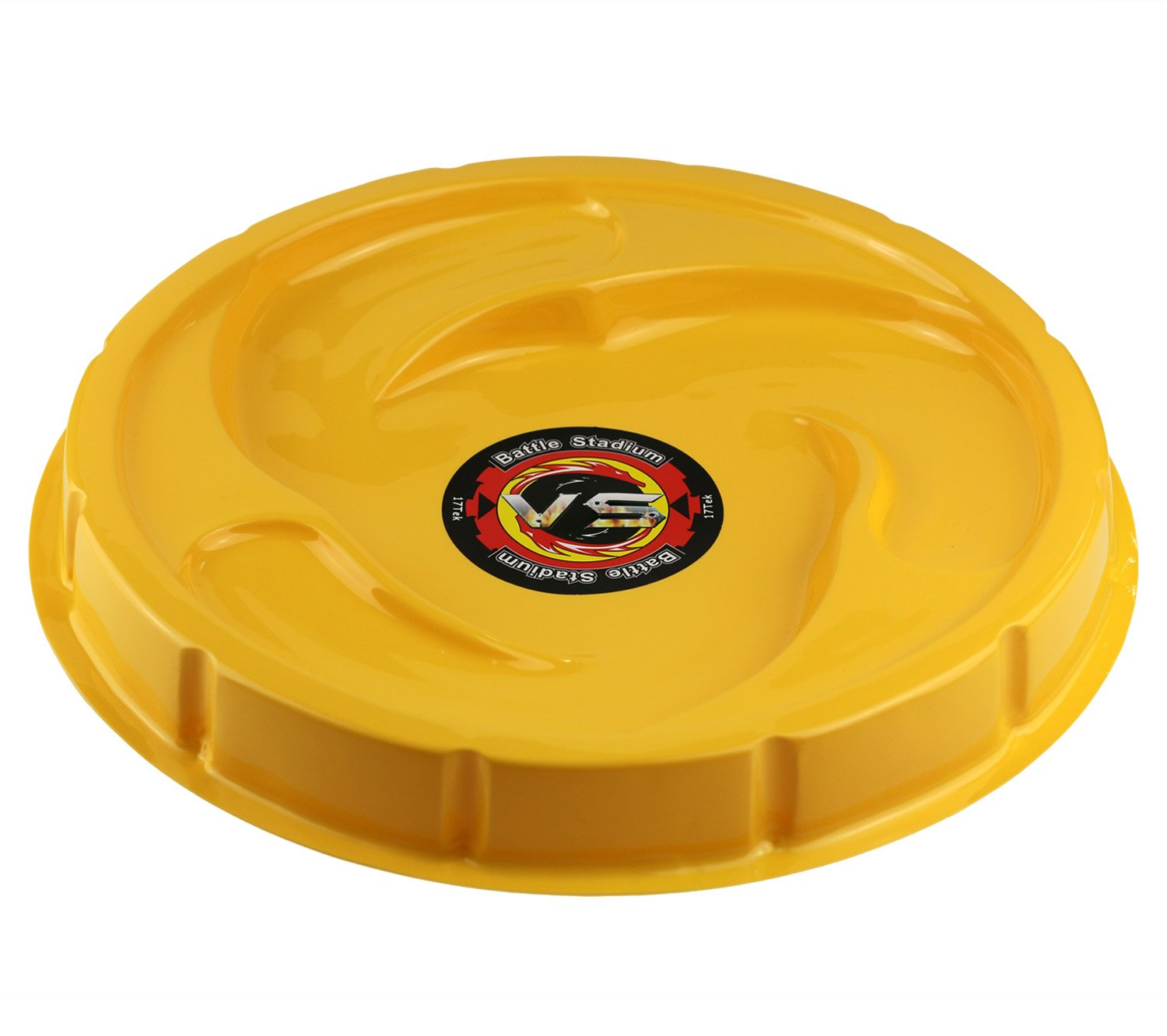 Beyblade Battle Burst Stadium Arena Battling Attack Type Beystadium for Battling Tops Game ( Yellow )