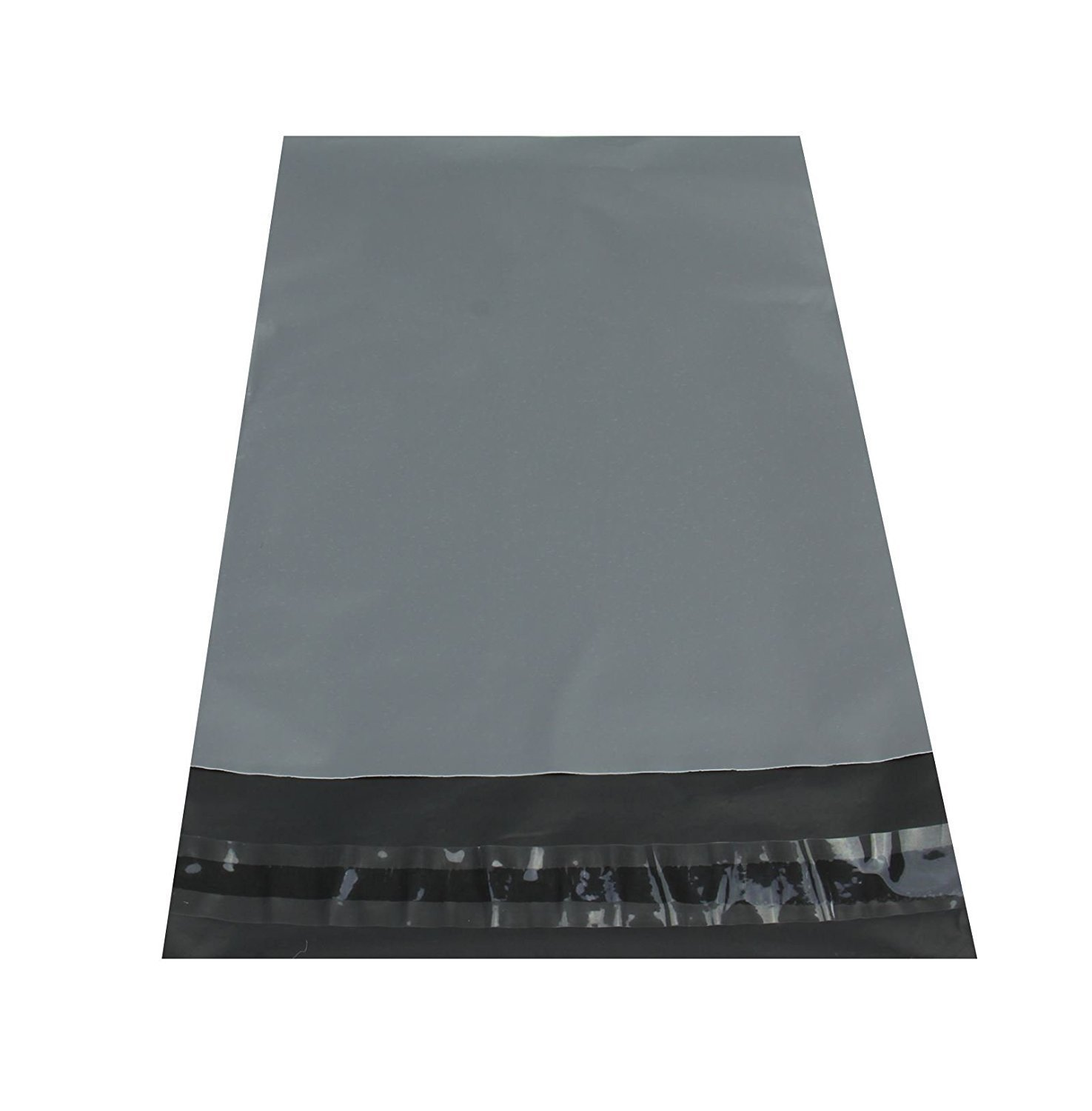 2X 25 x Strong Large Grey Mailing Postal Bags 17 x24' Mailers