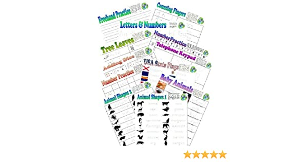 ReWriters (12 Sheet Combo Pack) Reusable Dry Erase Alphabet ...