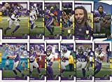 2017 Panini Donruss & Score Football Minnesota Vikings 2 Team Set Lot Gift Pack 25 Cards W/Rookies