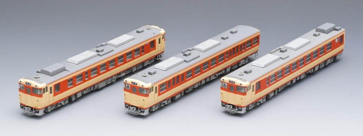 TOMIX Nゲージ 限定 キハ40系ディーゼルカー 復刻国鉄急行色 セット 3両 98970 (メーカー初回受注限定生産)